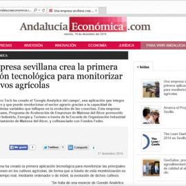 Los medios califican a Brioagro como el «Google analytics del Campo»