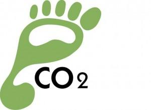 Símbolo internacional de la Huella de Carbono