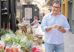 José Luis Bustos. Director de BrioAgro Technologies
