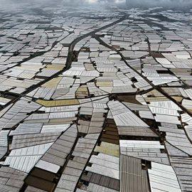 El efecto albedo en Almería