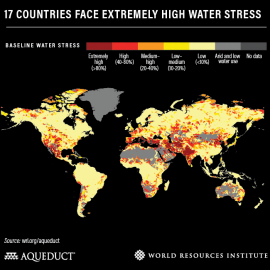 5 maneras de reducir el consumo de agua