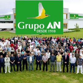 BrioAgro elegido por Grupo AN para resolver el reto de su digitalización agrícola