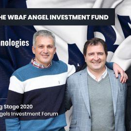 Una startup española invertida por el Fondo WBAF: una sólida respuesta de parte de los inversores al Sr. Covid