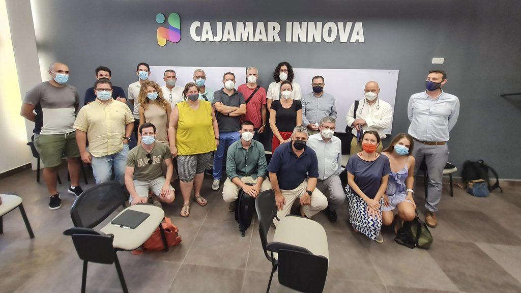 BrioAgro-Cajamar-Innova-Almeria Foto de Grupo
